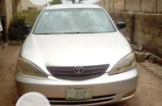 Super Clean Foreign used Toyota Camry 2003 Gray