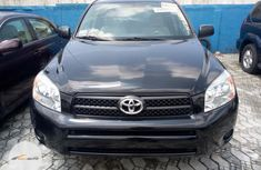 Super Clean Foreign used Toyota RAV4 2006 Black