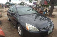 Very Clean Nigerian used 2004 Honda Accord