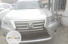 Super Clean Foreign used Lexus GX 2014 Silver