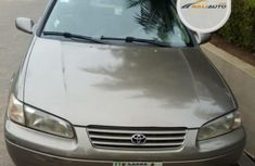 Super Clean Nigerian used Toyota Camry 2000 Gold