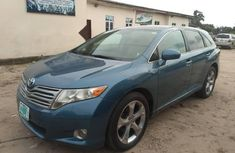 Very Clean Nigerian used Toyota Venza 2009