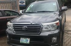 Very Clean Nigerian used Toyota Land Cruiser 2014