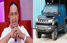 Daddy Freeze (BB Naija): Innoson vehicle are way too expensive!