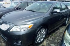 Foreign Used Toyota Camry XLE 2010 Gray