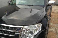 Nigeria Used Mitsubishi Pajero 2017 Model Black