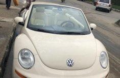 Volkswagen Beetle 2007 White