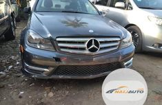Tokunbo Mercedes-Benz C250 2013 Model Gray