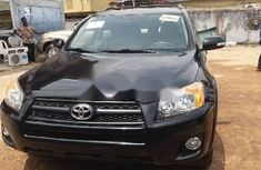 Clean Foreign used Toyota RAV4 2012