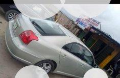 Nigeria Used Toyota Avensis 2005 Model Silver