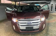 Super Clean Tokunbo Ford Edge 2012