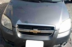 Clean Nigerian used Chevrolet Aveo 2014