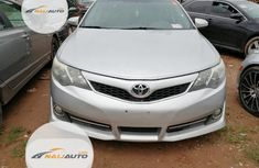 Foreign Used Toyota Camry 2013 Model Silver