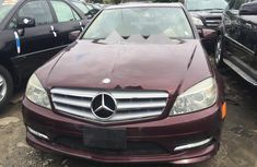 Neat Foreign used 2008 Mercedes-Benz C300