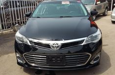 Foreign Used Toyota Avalon 2015 Model Black