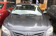 Nest Foreign used Toyota Camry 2009 Gray