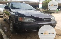 Foreign Used Toyota Carina 1993 Model Red