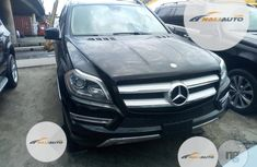 Foreign Used Mercedes-Benz GL Class 2014 Black
