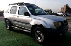 Properly maintained Nigerian used Nissan Xterra 2001