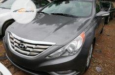 Foreign Used Hyundai Sonata 2013 Model Gray