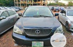 Nigeria Used Lexus RX 330 2005 Model Black