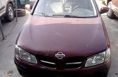Very Clean Nigerian used Nissan Almera 2000