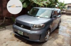 Neat Nigerian used Toyota Scion 2010 Blue
