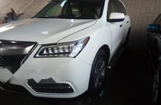 Super Clean Tokunbo 2015 Acura MDX