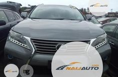 Foreign Used Lexus RX350 2014 Gray