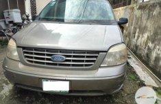 Nigeria Used Ford Freestar Wagon SE 2006 Model Gray