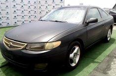 Very Clean Nigerian used 1999 Toyota Solara
