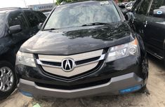 2008 Acura MDX Tokunbo Black SUV for Sale in Lagos