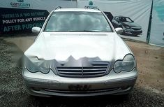 Super Clean Nigerian used Mercedes-Benz C200 2002