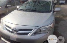 Toyota Corolla LE 2013 Silver