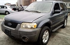 Very Clean Nigerian used Ford Escape 2005