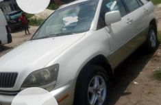 Foreign Used Lexus RX 2004 Model White
