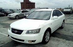 Neat Foreign used Hyundai Sonata 2008