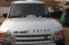 Very Clean Nigerian used 2006 Land Rover LR3