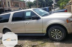 Foreign Used Ford Expedition 2017 Model Silver