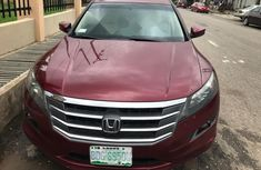 Well Maintained Nigerian used  2010 Honda Accord