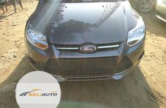 Foreign Used Ford Focus 2013 Model Gray