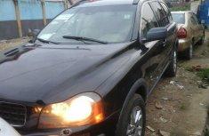 Nigeria Used  Volvo XC90 2004 Model Black