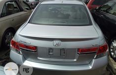Foreign Used Honda Accord 2009 Silver