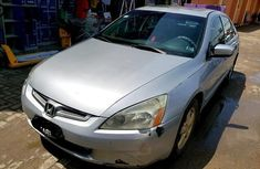 Well Maintained Nigerian used 2003 Honda Accord