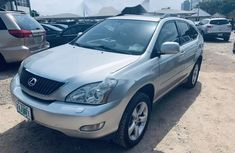 Properly maintained Nigerian used Lexus RX 2007