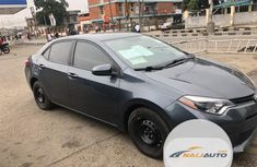 Neat Foreign used  Toyota Corolla 2014 Gray