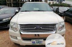 Nigeria Used Ford Explorer 2007 Model White