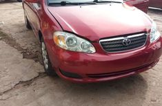 Neat Foreign used Toyota Corolla 2008