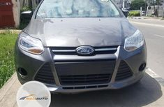 Foreign Used Ford Focus 2012 Model Gray