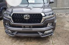 Tokunbo Toyota Land Cruiser 2012 Model Gray